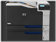 ... HP Color LaserJet Enterprise CM4540 Series - Driver Collection 7