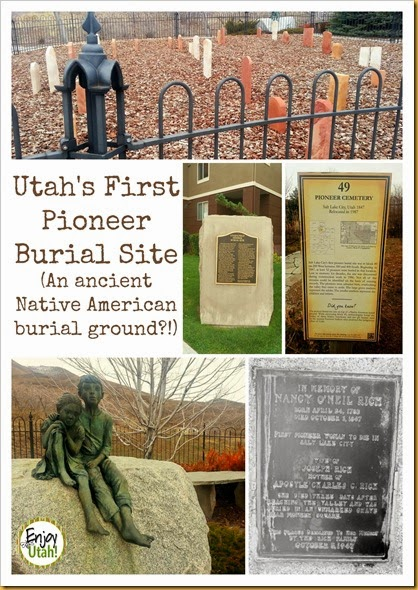 Utah's First Pioneer Burial Site