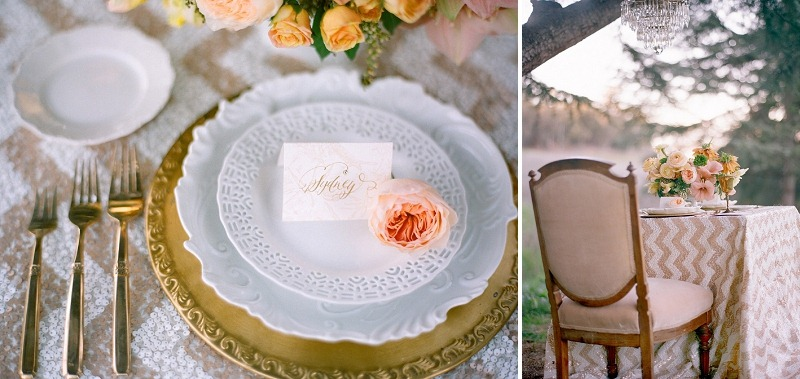 15 Oak and the Owl _ Vintage Wedding China