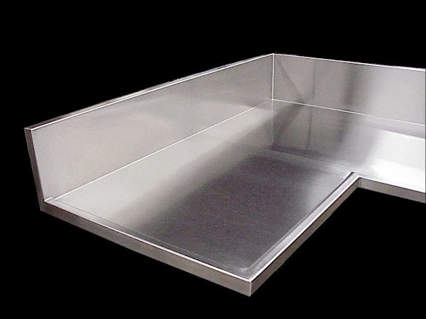 S_1_a Stainless Steel Countertops