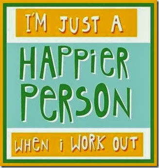 happier person