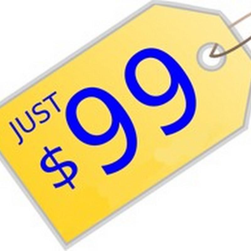 """Originea prețurilor ce se termină în """"9"""""""