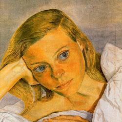 Freud, Girl In Bed 1952.jpg