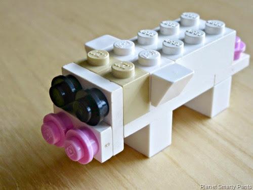 lego-white-pig