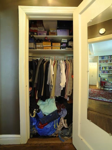 Small Apartment Closets Organize 1 Small Closet Ideas
