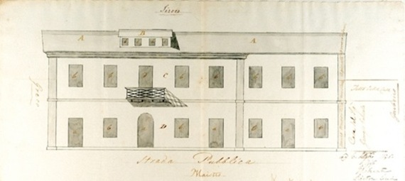 Παρουσιάζονται σε ειδική έκδοση 212 σπάνια αρχιτεκτονικά και πολεοδομικά σχέδια της Κεφαλονιάς των αρχών του 18ου αιώνα (7.8.2013)