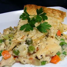 Simple, Classic Chicken Potpie