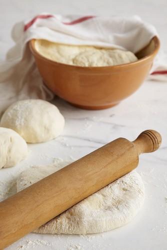 Как приготовить слоеный хлеб