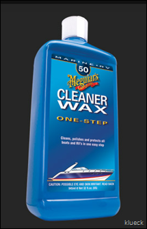 Meguiar s   Boat RV Cleaner Wax   Liquid