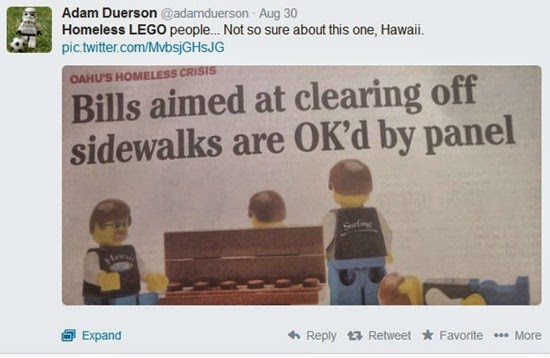 Lego tweet 2