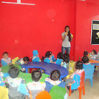 Pre Primary on 21st November GDA Harni