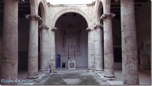 Museo del Almudín - Patio - Xática