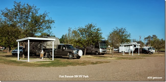Fort Sumner RV Park