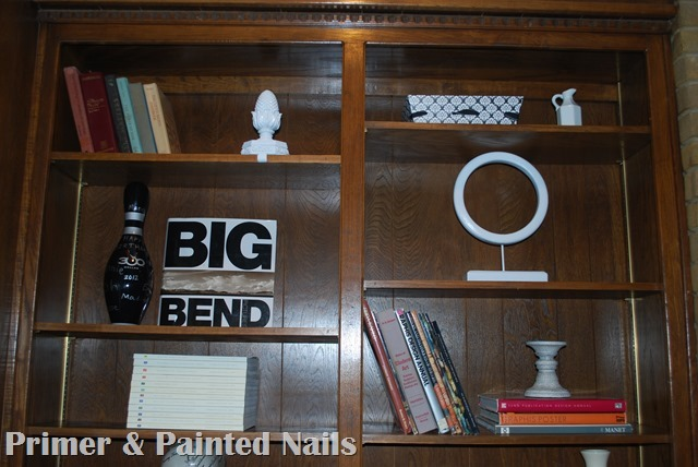 Shelf Accessories 7 - Primer & Painted Nails