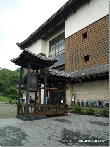 緣道觀音廟-前方廣場