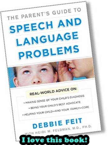 Parent guide to speech and language problems Book