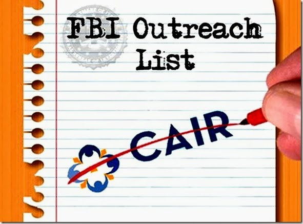 FBI Outreach List - CAIR
