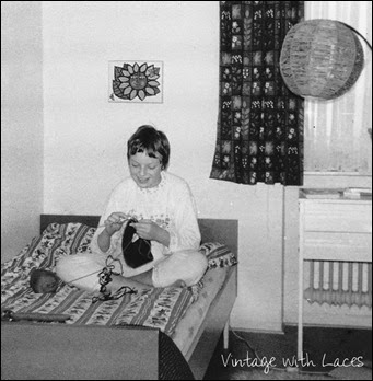 Julia Crocheting