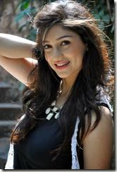 Tanvi Vyas Photos @ Nenem Chinna Pillana Movie Interview