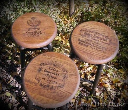 chocolate stools 001