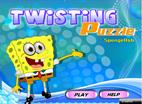 Jogos do Bob Esponja - Twisting Puzzle