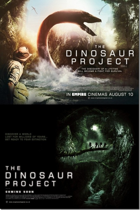 The Dinosaur Project ไดโนซอร์ เจาะแดนลี้ลับช็อกโลก