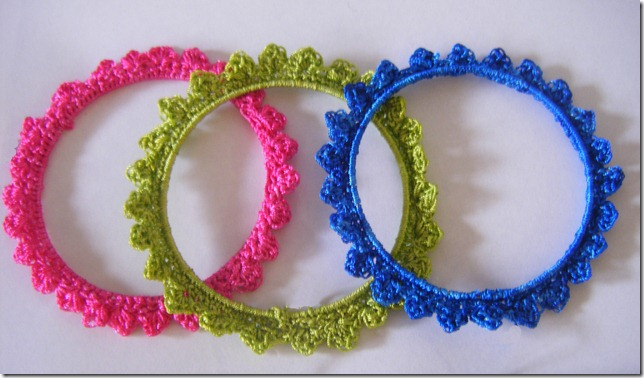 crcohet bangle 2a