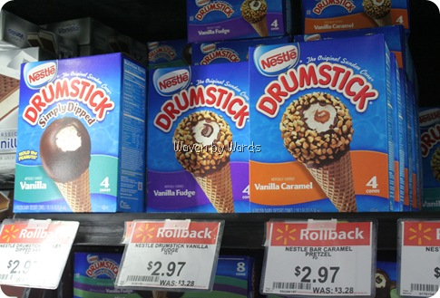 Nestle Drumstick