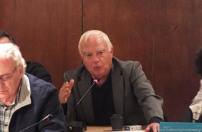 Ο Δημήτρης Πυλαρινός υπεύθυνος για τους πολιτικούς γάμους στην Έρισο