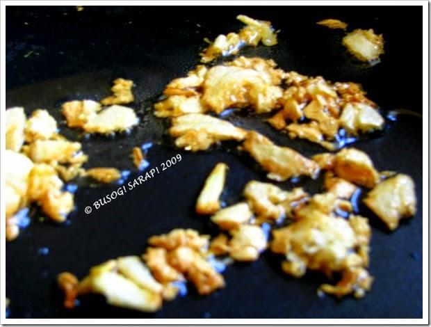sinangag cooked garlic© BUSOG! SARAP! 2009
