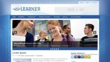 Learner blogger template 225x128