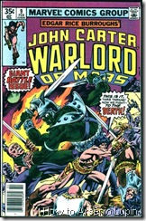 P00009 - John Carter Warlord of Ma