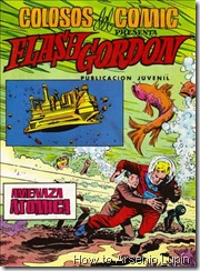 P00030 - Flash Gordon #30