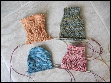 Knitting 2584