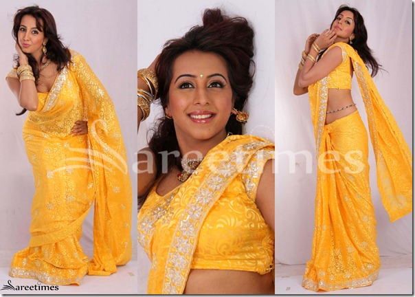 Sanjana_Yellow_Saree