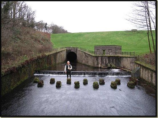 Jumbles Reservoir dam