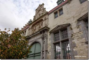 マルガレータの宮殿(正面)