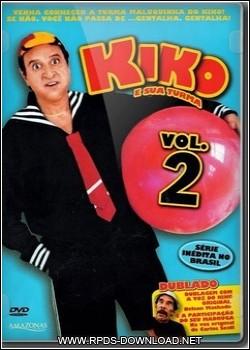 4fe9101a29e67 Kiko e Sua Turma Vol. 2 Dublado AVI DVDRip REPACK