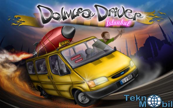 Dolmuş Driver Sınırsız Altın Hileli