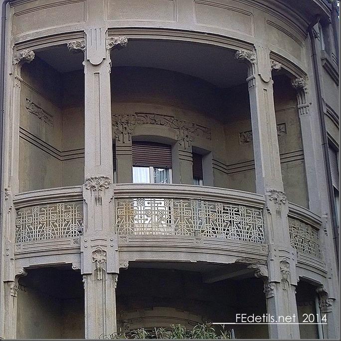 Palazzo Masieri - Finotti, Ferrara, Italy, Photo4