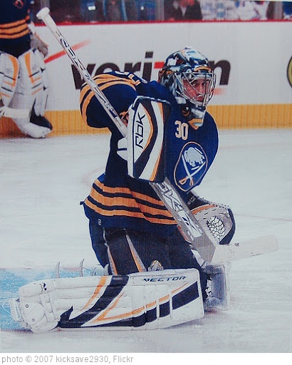 'Ryan Miller' photo (c) 2007, kicksave2930 - license: http://creativecommons.org/licenses/by/2.0/