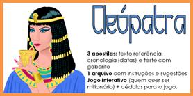 Cleópatra capa