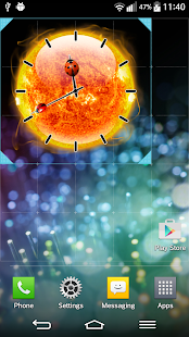 Sun Clock - screenshot