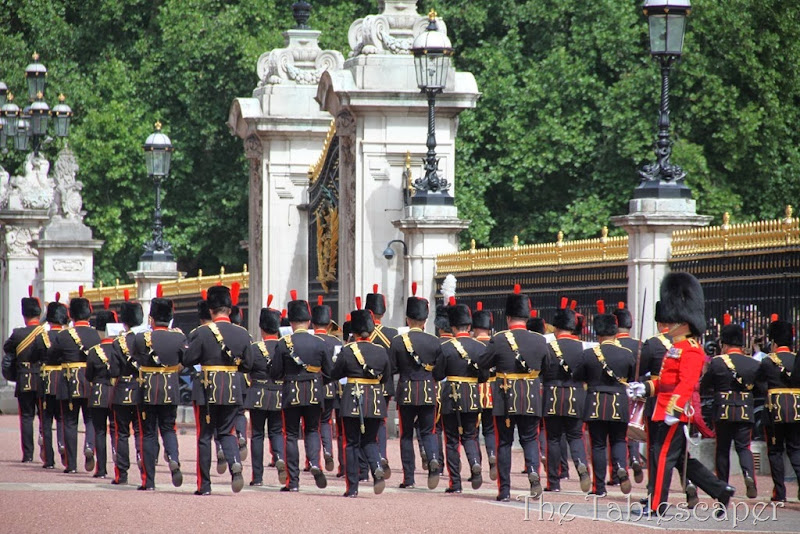 Change of Guard @ Buckingham Palace08