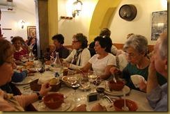 30-5-2013 - viagem Unique a Beja+Olivença - restaurante adega regional
