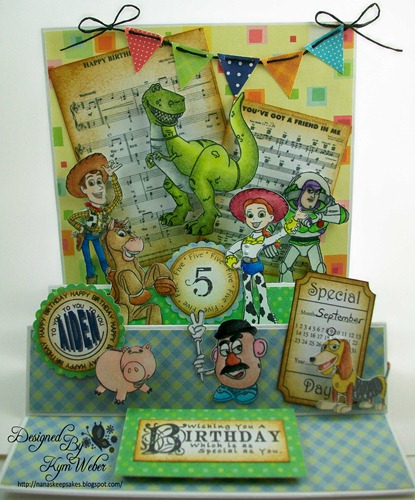 Triple Easel Birthday Card1
