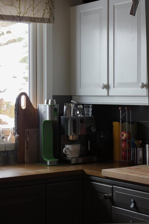 Kjøkkengardin
