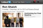 Ron Shaich - CEO Panera Bread-2