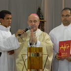 Missa dos Santos leos - 2012