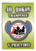 40 rokou trampingu v Prievidzi - Maják, Sančo.jpg